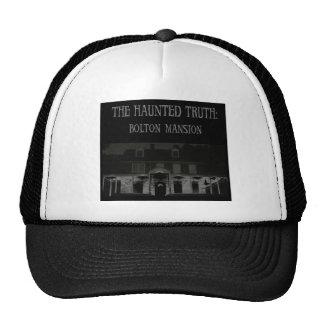 La verdad frecuentada: Gorra de la mansión de Bolt