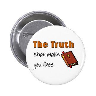 La verdad le hará a Juan libre 8, 32 Pins