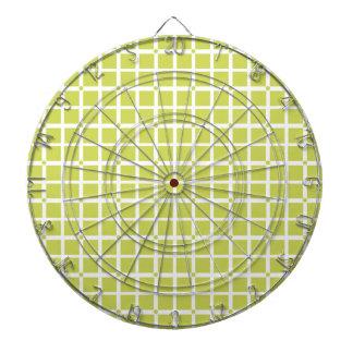La verde lima ajusta el modelo geométrico