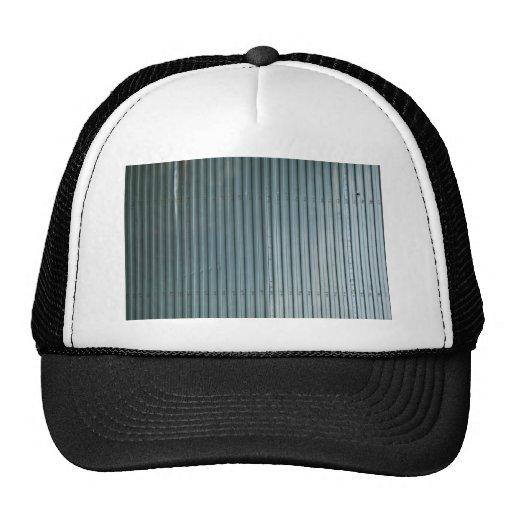 La vertical ciega el modelo gorras