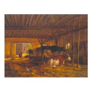 La vertiente de la vaca, siglo XIX Tarjetas Postales