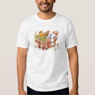 La vespa de los Muppets en la silla Disney Playeras