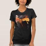 La victoria coa alas de Samothrace Camiseta