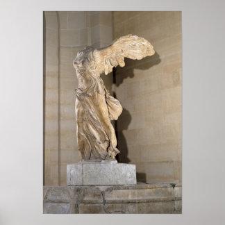 La victoria de Samothrace Póster