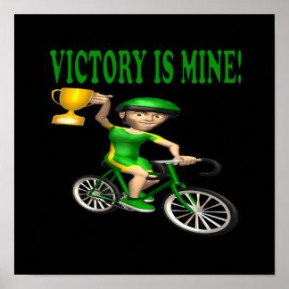 La victoria es la mía poster
