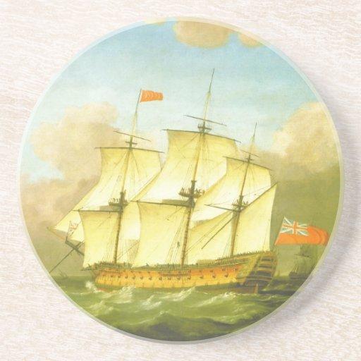 La victoria que deja el canal en 1793 por Swaine Posavasos De Arenisca