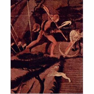 La victoria sobre el detalle de Bernardino Della C Esculturas Fotograficas