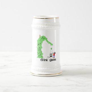 La vid Giveth Jarra De Cerveza