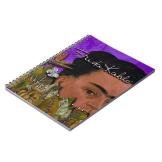 La Vida 2 de Frida Kahlo Pasion Por Cuaderno