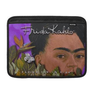 La Vida 2 de Frida Kahlo Pasion Por Funda Macbook Air