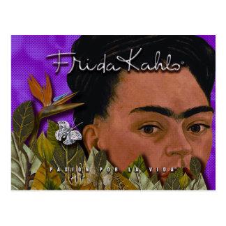 La Vida 2 de Frida Kahlo Pasion Por Postales