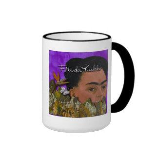 La Vida 2 de Frida Kahlo Pasion Por Taza De Dos Colores