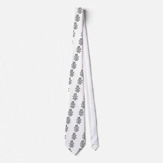 La vida 58 va en cumpleaños corbatas personalizadas