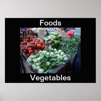 La vida adaptante de las comidas equipa identifica impresiones