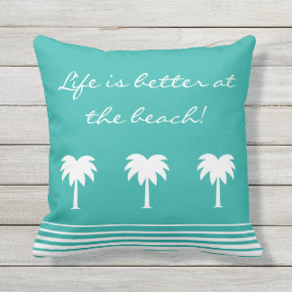 La vida al aire libre de la almohada de tiro el | cojín de exterior