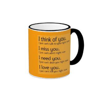 la vida chupa cuando su gusto estos desaparecidos taza de café