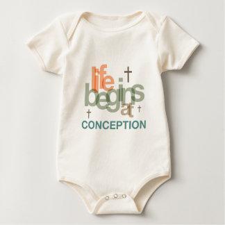 La vida comienza en el concepto mamelucos