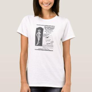 La Vida Corset 1914 vintage ad T-shirt