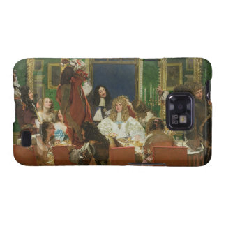 La vida de Buckingham, 1853-55 (aceite en la lona) Galaxy SII Carcasas