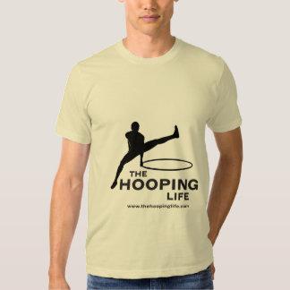 La vida de Hooping - camiseta de Jeffrey Remera