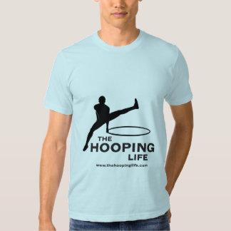 La vida de Hooping - Jeffrey American Apparel Remera