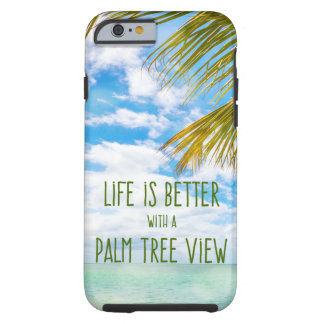 La vida de la cita de la playa es mejor con una funda para iPhone 6 tough