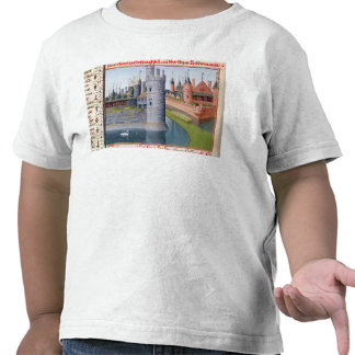 La vida de Louis II 'el Stammerer Camisetas