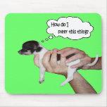 La vida del perro de A (poco) -- mousepad Alfombrilla De Ratones