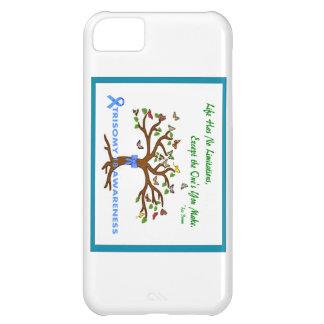 La vida del Trisomy 18 no tiene ninguna excepción Funda Para iPhone 5C