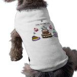 La vida dulce camisa de perro