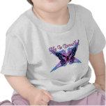 La vida es #2 hermoso camisetas