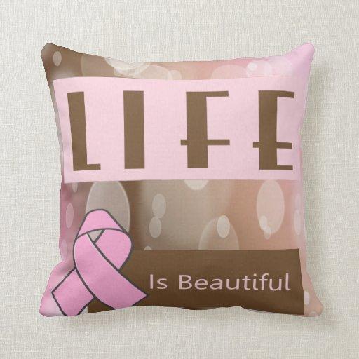 La vida es Beautiiful, superviviente del cáncer de Cojin