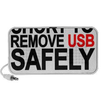 La VIDA ES DEMASIADO CORTA QUITAR USB SAFELY png