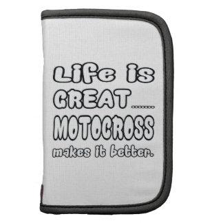 La vida es gran motocrós lo hace mejor organizadores