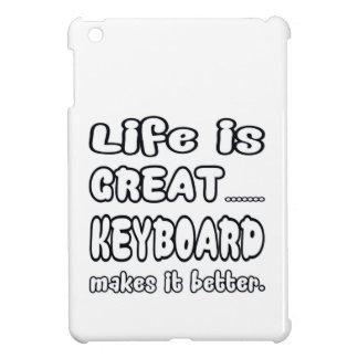 La vida es gran teclado lo hace mejor