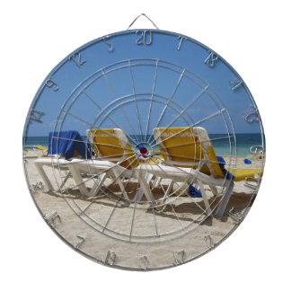 La vida es la playa tablero de dardos