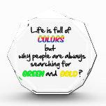 La vida es llena de colores