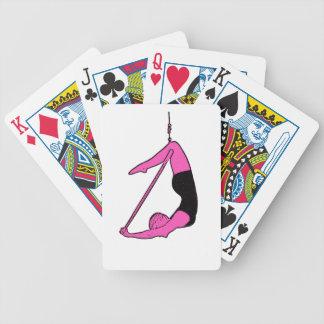 La vida es mejor al revés - lyra baraja cartas de poker