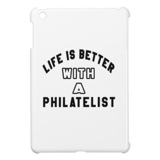 La vida es mejor con un filatelista