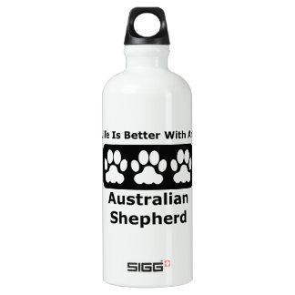 La vida es mejor con un pastor australiano