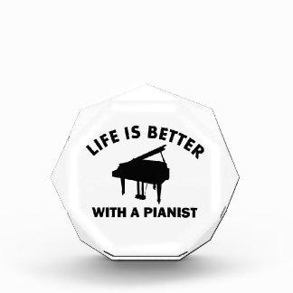 La vida es mejor con un pianista