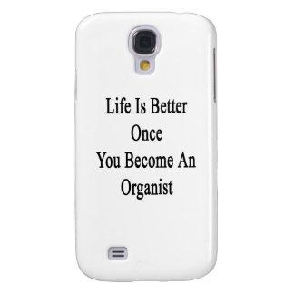 La vida es mejor una vez que usted hace organista