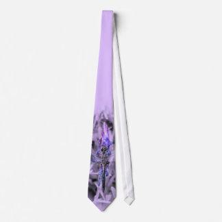 La vida es púrpura corbatas personalizadas