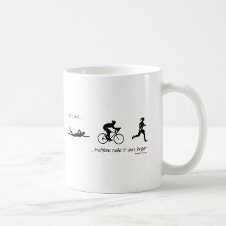 La vida es… triathlons cortos hace que parece más taza clásica