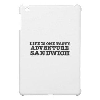 La vida es un bocadillo sabroso de la aventura