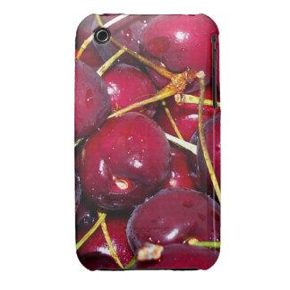 La vida es un cuenco de cerezas iPhone 3 carcasas