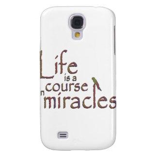 La vida es un curso en milagros funda para galaxy s4
