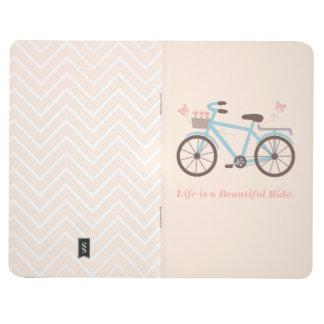 La vida es un diario hermoso del cuaderno de la