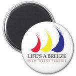 La vida es un imán de la playa de Breeze_Miami