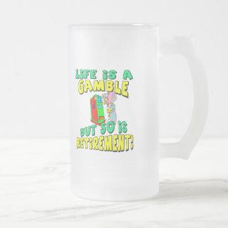 La vida es un juego 4 tazas